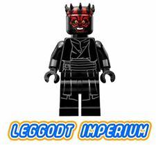 LEGO Minifigure Star Wars - Darth Maul - sw808 minifig FREE POST