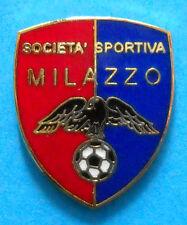 DISTINTIVO SPILLA PIN CALCIO - S.S. MILAZZO CALCIO - cod. 513