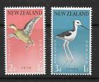 NEW ZEALAND SG776/777 1959 HEALTH STAMPS MNH