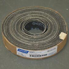 Norton Abrasive Mesh Roll 66261107275 1 12 W X 75 L 80 Grit Silicon Carbide