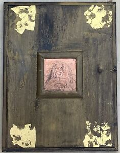 10 RARE ROGER DESCOMBES ETCHING AND COPPER ETCHING PLATE/DALI,PICASSO INFLUENCE