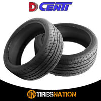 (2) New Dcenti D8000 205/60R16 91T Tires