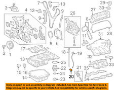 TOYOTA OEM Engine Parts-Guide Tube O-ring 9672119010