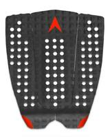 Astrodeck fast and flat Surfboard Tail Pad In Black Traction Pad