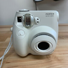 Fujifilm Instax Cheki Mini 7S Medium Format Instant Film Camera White Case