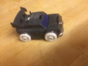 1 x Mini TRANSFORMERS bot shot Hasbro TOMY  2011 OPTIMUS PRIME BUBBLE BEE Rare