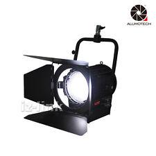 200W Bi-Color Fresnel LED Spot Light Studio  For Movie Camera video light