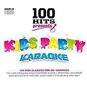 100 Hits Presents Kids Party Karaoke 5 CD Box Set, 2010)