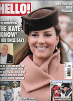 Kate Middleton Hello Magazine Sam And Isabella Branson Wedding Shobna Gulati