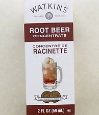 JR Watkins 2 oz Bottle Root Beer Concentrate Extract