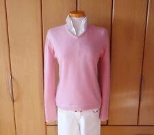 ORANGE Pullover S rosa Cashmere Kaschmir 36-38