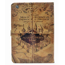 Harry Potter Marauders Map Leather Flip Stand Case Cover For ipad mini 1 2 3