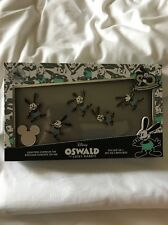 Disney Store D23 2017 Oswald the Lucky Rabbit 90th Anniversary LE 500 pin set