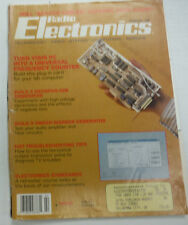 Radio Electronics Magazine PC Frequency Counter February 1991 FAL 062315R