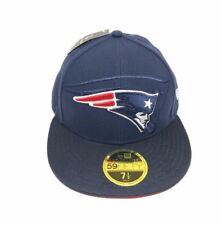 New England Patriots New Era 59FIFTY On Field Fitted Cap Sz 7 1/2 (NEW) $34.99