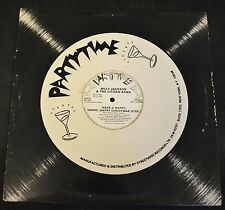 """12"""" Billy Jackson & The Citizen Band Party Time 106"""