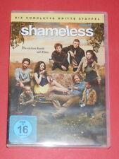 Shameless - Die komplette dritte Staffel -- 3er-DVD