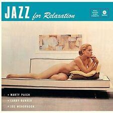 Marty Paich - Jazz For Relaxation + 4 Bonus Tracks [New Vinyl] Bonus Tracks, 180