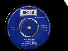 ROLLING STONES~THE LAST TIME~NEAR MINT~ENGLAND~DECCA 12104~PLAY WITH ~ ROCK  45
