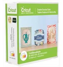 CRICUT Cartridge - Creative Everyday Cards - 2002353