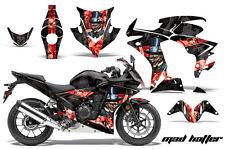 Amr Racing Graphic Kit Wrap Part Honda CBR500 Street Bike CBR 500 13-14 HATTER R