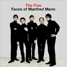 MANN, MANFRED - FIVE FACES OF MANFRED MAN NEW VINYL RECORD
