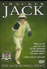 CRACKERJACK - The Jack Russell Story. NEW DVD