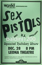 THE SEX PISTOLS - HIGH QUALITY VINTAGE POSTER - LOOKS AWESOME FRAMED