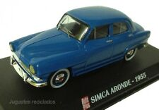 1/43 SIMCA ARONDE 1955 IXO AUTOPLUS MAQUETA COCHE ESCALA