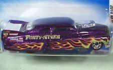 Hot Wheels '49 Drag Merc purple 2010 #30