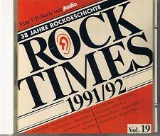 Audio Rock Times vol. 19 1991-92 CD Various AUDIOPHILE