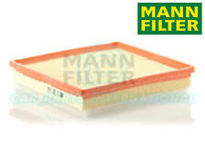 Mann Filtro de aire motor de alta calidad OE Spec reemplazo C30163
