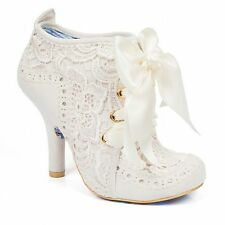 Irregular Choice Slim Textile Shoes for Women