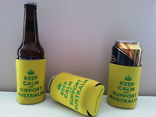 Australia Koozie Fan/Supporter Gift Bottle & Can Cooler B2G1 Free!