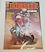 WARREN MAGAZINE - EERIE COMIC # 73 - MAR. 1976