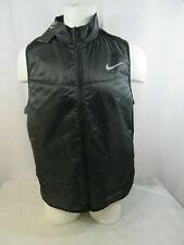 Nike Men's Polyfill Running Golf Vest Black - S