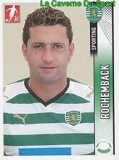 251 ROCHEMBACK BRAZIL SPORTING.CP Dalian Aerbin.FC STICKER FUTEBOL 2009 PANINI