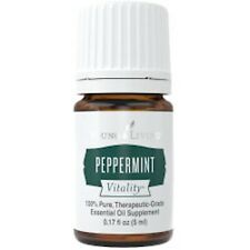 Young Living Essential Oil: Peppermint Vitality 5ml