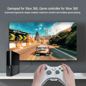 Wireless/Wired Game Controller Bluetooth Gamepad for Microsoft Xbox 360 PC