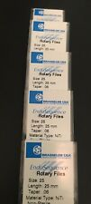 1 Pack Of Brasseler Endosequence Rotary Files 25 Taper 06 25mm