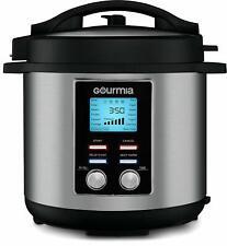Gourmia GPC855 14-in-1 1200W 8-Quart Digital Pressure Cooker