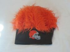 NFL Cleveland Browns Hair Winter Hat NWT!
