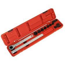 Sealey trinquete Llave acción vehicle/car Auxiliar cinturón tensión Tool Kit-vs784