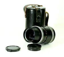 New Carl Zeiss Jena ZEBRA Sonnar 135 mm f 3.5 M42 lens telephoto portrait APR01
