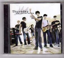 (GB99) Thursday, Five Stories Falling - 2002 CD