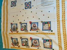 Scrap Happy Apron Cotton Panel - Sewing Quilting Material