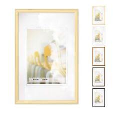 Holz Bilderrahmen 10x15 / 7x10 Fotorahmen Holzbilderrahmen Rahmen Holzrahmen NEU