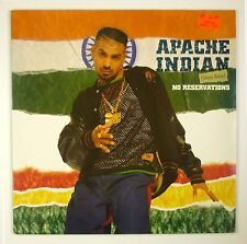 "12"" LP - Apache Indian - No Reservations - B1457 - RAR - washed & cleaned"