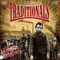 The Traditionals - Steel Town Anthems [LP][schwarz]