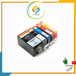 4 cartucce HP AS-920XL per OFFICEJET  6000 6500 A Officejet 7000 7500 A Plus